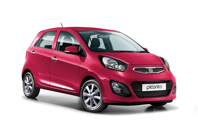 Kia Picanto - Rent a Car