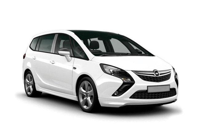 Opel Zafira - Rent a Car