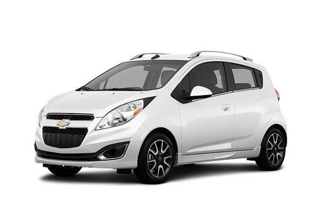 Chevrolet Spark - Rent a Car