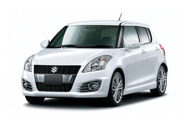 Suzuki Swift - Rent a Car